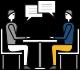 의사소통 기술훈련 아이콘